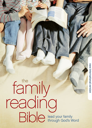 The NIV Family Reading Bible: You Can Lead Your Family through God's Word / Special edition - eBook  -     Edited By: Doris Rikkers