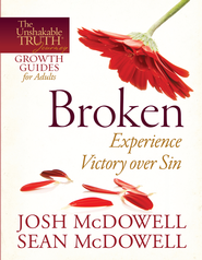 Broken - Experience Victory Over Sin - eBook  -     By: Josh McDowell, Sean McDowell