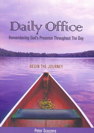 Emotionally Healthy Spirituality: Daily Office  - Slightly Imperfect  -     By: Peter Scazzero