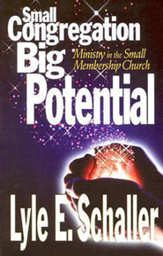 Small Congregation, Big Potential - eBook  -     By: Lyle E. Schaller