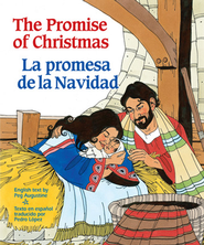 The Promise of Christmas - eBook  -     By: Peg Augustine, Pedro Lopez