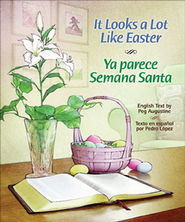 It Looks a Lot Like Easter - eBook  -     By: Peg Augustine