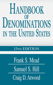 Handbook of Denominations in the United States, 13th Edition - eBook  -     By: Craig D. Atwood