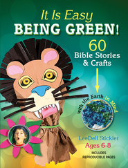 It Is Easy Being Green - eBook  -