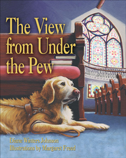 The View From Under the Pew - eBook  -     By: Diane Winters Johnson