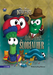 The Mess Detectives: The Slobfather - eBook  -     By: Doug Peterson