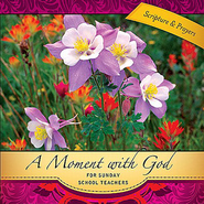 A Moment with God for Sunday School Teachers - eBook  -     By: Sarah McGinley