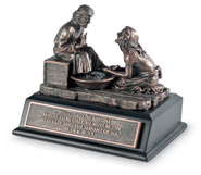 Humble Servant Sculpture, Small  -