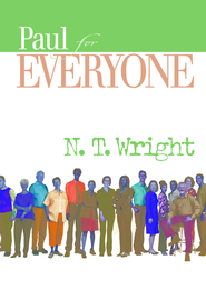 Paul for Everyone: 1 Corinthians - eBook  -     By: Tom Wright