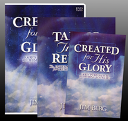 Created For His Glory DVD Package   -
