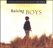 Raising Boys Audio CD: Conversations #3 (2 CDs)   -     By: John Eldredge