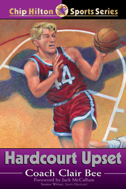 Hardcourt Upset - eBook  -     By: Clair Bee