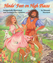Hinds' Feet on High Places [Illustratred] - eBook  -     By: Hannah Hurnard