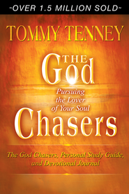 The God Chasers Expanded Ed. - eBook  -     By: Tommy Tenney