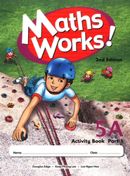 Singapore Math Works! Activity Book 5A, Part 1, 2nd Edition   -
