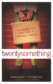 twentysomething: Surviving and Thriving in the Real World - eBook  -     By: Margaret Feinberg