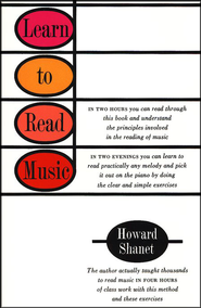 Learn to Read Music   -     By: Howard Shanet