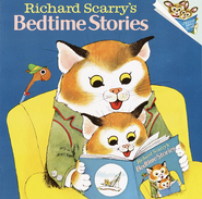 Richard Scarry's Bedtime Stories - eBook  -     By: Richard Scarry