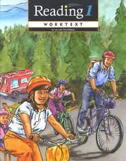 BJU Reading Grade 1 Student Worktext (3rd Edition)   -