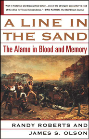 Line In The Sand  -     By: Randy Roberts, James S. Olson