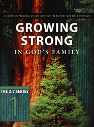 Growing Strong in God's Family  -     By: The Navigators