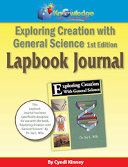 Apologia Exploring Creation With General Science 1st Ed Lapbook Journal - PDF Download  [Download] -     By: Cyndi Kinney