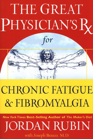 The Great Physician's Rx for Fibromyalgia and Chronic Fatigue  -     By: Jordan Rubin, Joseph Brasco