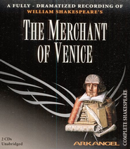 Merchant Of Venice Audiobook on CD Dramatized   -     By: William Shakespeare