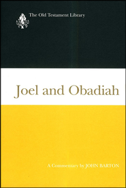Joel & Obadiah: Old Testament Library [OTL]   -     By: John Barton