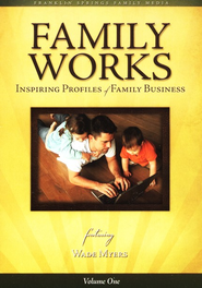 Family Works: Inspiring Profiles of Family Business Volume 1 DVD  -