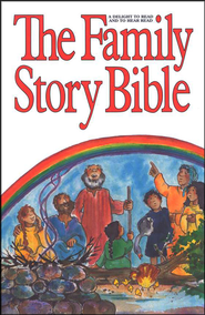 The Family Story Bible  - Slightly Imperfect  -     By: Ralph Milton     Illustrated By: Margaret Kyle