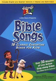 Bible Songs on DVD   -     By: Cedarmont Kids