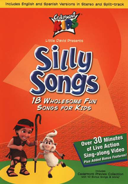 Silly Songs on DVD   -     By: Cedarmont Kids