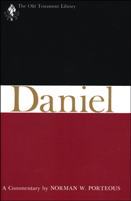 Daniel: Old Testament Library [OTL]  -     By: Norman W. Porteous