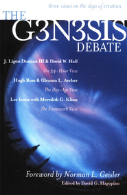 The Genesis Debate   -     By: J. Ligon Duncan III, David W. Hall, Lee Irons, Hugh Ross