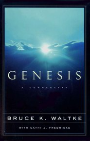 Genesis: A Commentary   -     By: Bruce K. Waltke, Cathi J. Fredricks