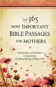 The 365 Most Important Bible Passages for Mothers: Daily Readings and Meditations on Experiencing the Lifelong Blessings of Being a Mom - eBook  -     By: Sheila Cornea
