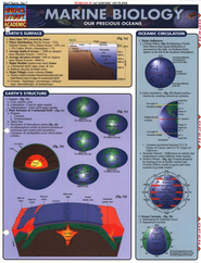 Marine Biology Quick Study Chart   -     By: Homeschool