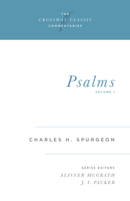 Psalms (Vol. 1) - eBook  -     By: Charles H. Spurgeon