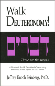 Walk Deuteronomy   -     By: Jeffrey Enoch Feinberg