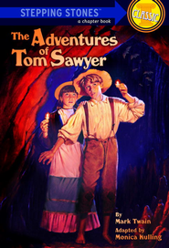 The Adventures of Tom Sawyer - eBook  -     Edited By: Monica Kulling     By: Mark Twain