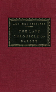 The Last Chronicle of Barset - eBook  -     By: Anthony Trollope