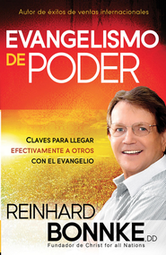 Evangelismo de poder - eBook  -     By: Reinhard Bonnke