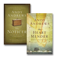 The Noticer and The Heart Mender  -     By: Andy Andrews