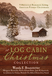 A Log Cabin Christmas: 9 Historical Romances during American Pioneer Christmases - eBook  -     By: Margaret Brownley, Wanda E. Brunstetter, Jane Kirkpatrick