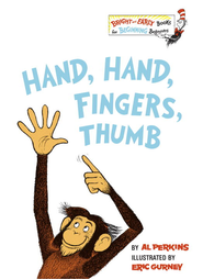 Hand, Hand, Fingers, Thumb - eBook  -     By: Al Perkins     Illustrated By: Eric Gurney