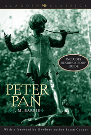 Peter Pan - eBook  -     By: J.M. Barrie, Susan Cooper