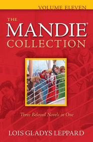 The Mandie Collection, Vol. 11 - eBook   -     By: Lois Gladys Leppard