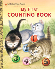 My First Counting Book - eBook  -     By: Lilian Moore