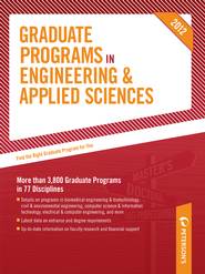 Peterson's Graduate Programs in Engineering & Applied Sciences 2012 - eBook  -     By: Peterson's